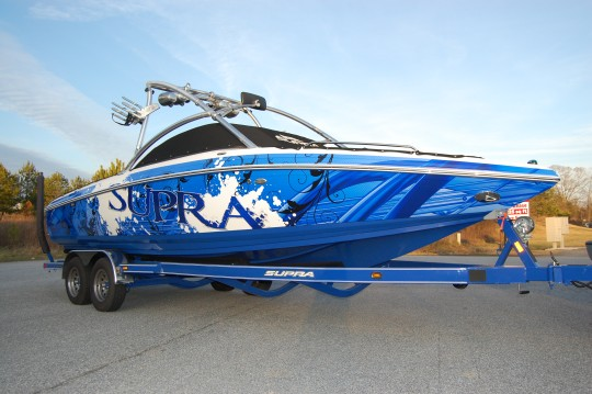 Boat Graphics Cranky Creative - Boat decals custom graphics